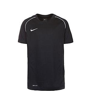 Nike Foundation 12 Funktionsshirt Jungen schwarz / weiß