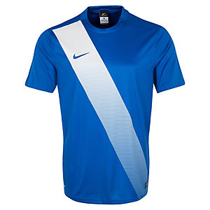 Nike Sash Fußballtrikot Herren blau / weiß