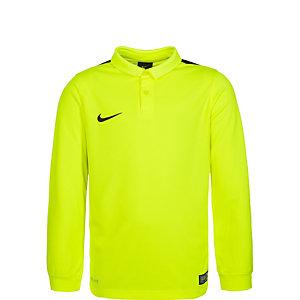 Nike Challenge Fußballtrikot Kinder lime / schwarz