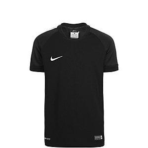 Nike Squad 15 Flash Funktionsshirt Kinder schwarz / weiß