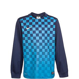 Nike Precision III Fußballtrikot Kinder dunkelblau / blau