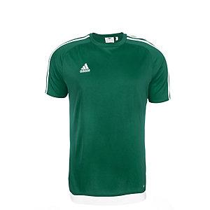 adidas Estro 15 Fußballtrikot Kinder grün / weiß
