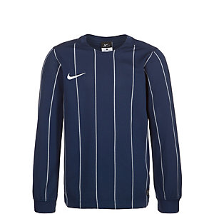 Nike Striped Segment II Fußballtrikot Kinder dunkelblau / weiß