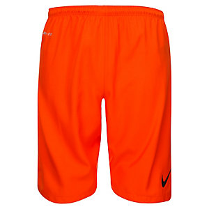 Nike Laser II Fußballshorts Herren orange / schwarz