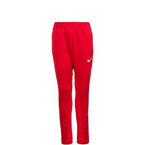 Nike Team Club Trainingshose Kinder rot / weiß