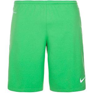 Nike Laser II Fußballshorts Herren grün / weiß