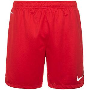 Nike Dri-FIT II Knit Fußballshorts Herren rot / weiß