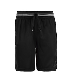 adidas Condivo 16 Fußballshorts Kinder schwarz / grau