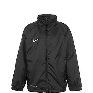 Nike Foundation 12 Regenjacke Kinder schwarz / weiß