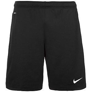 Nike Libero Knit Fußballshorts Herren schwarz / weiß