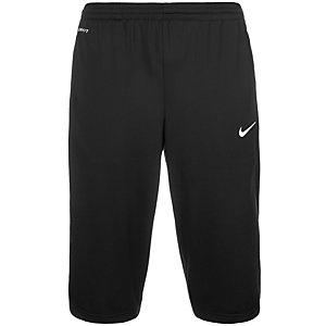 Nike Libero 3/4 Knit Trainingshose Herren schwarz / weiß