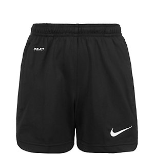 Nike Libero Knit Fußballshorts Kinder schwarz / weiß