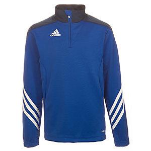 adidas Sereno 14 Sweatshirt Kinder blau / dunkelblau