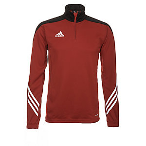 adidas Sereno 14 Sweatshirt Herren rot / schwarz