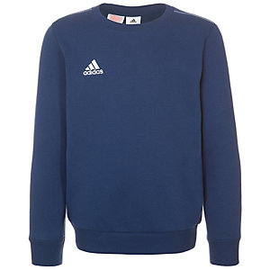 adidas Core 15 Sweatshirt Kinder dunkelblau / weiß