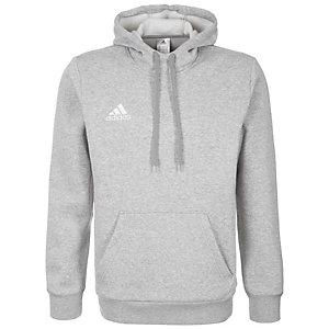 adidas Core 15 Sweatshirt Herren grau / weiß