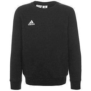 adidas Core 15 Sweatshirt Kinder schwarz / weiß
