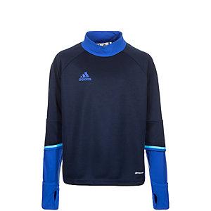 adidas Condivo 16 Sweatshirt Kinder dunkelblau / blau