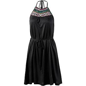 LingaDore Bahama Neckholderkleid Damen schwarz