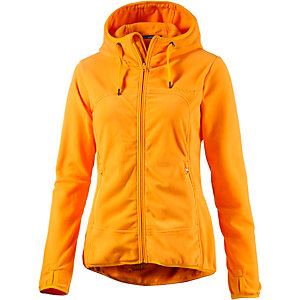 Bergans Cecilie Fleecejacke Damen orange