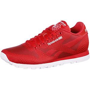 Reebok Classic Runner Jacqurad Sneaker Herren rot