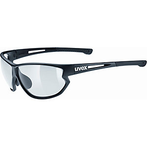 Uvex Sportstyle 810 v Sportbrille black