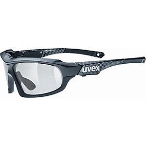 Uvex Variotronic ff Sportbrille black carbon