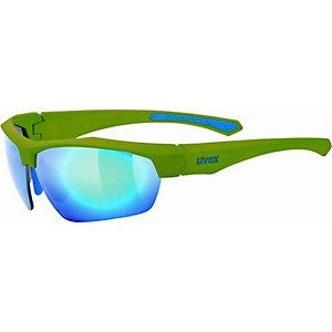 Uvex sportstyle 216 Sportbrille green mat