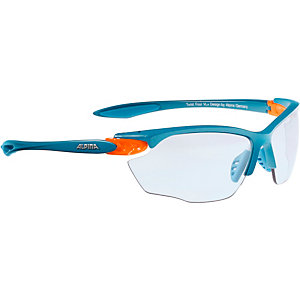 ALPINA Sportbrille blue matt-orange