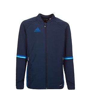 adidas Condivo 16 Trainingsjacke Kinder dunkelblau / blau