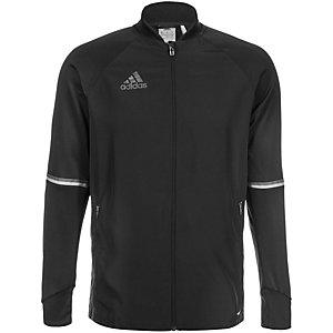 adidas Condivo 16 Trainingsjacke Herren schwarz / grau