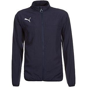 PUMA Esquadra Woven Trainingsjacke Herren dunkelblau
