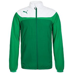 PUMA Esito 3 Leisure Trainingsjacke Herren grün / weiß