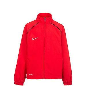 Nike Foundation 12 Sideline Trainingsjacke Kinder rot / weiß