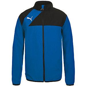 PUMA Esquadra Woven Trainingsjacke Herren blau / schwarz