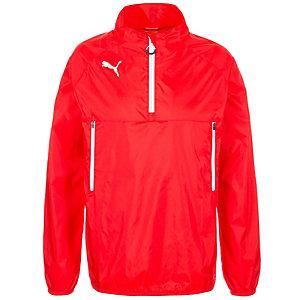 PUMA Esito 3 Trainingsjacke Herren rot / weiß