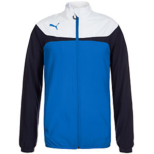 PUMA Esito 3 Leisure Trainingsjacke Herren blau / weiß