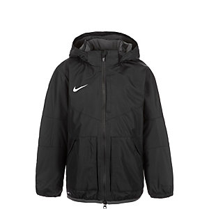 Nike Team Funktionsjacke Kinder schwarz / anthrazit