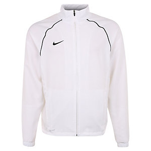 Nike Foundation 12 Sideline Trainingsjacke Herren weiß / schwarz