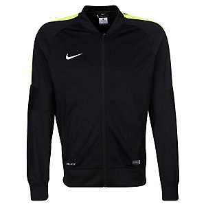 Nike Squad 15 Sideline Trainingsjacke Herren schwarz / lime