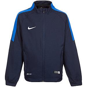 Nike Squad 15 Sideline Trainingsjacke Kinder dunkelblau / blau