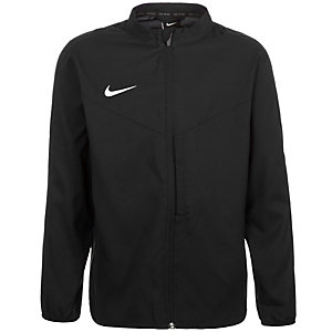 Nike Team Performance Shield Trainingsjacke Kinder schwarz / weiß