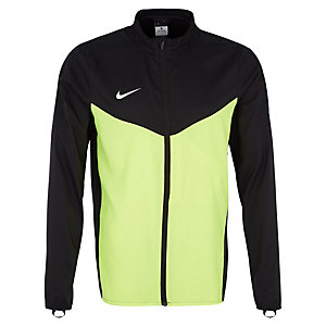 Nike Team Performance Shield Trainingsjacke Herren schwarz / lime