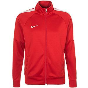 Nike Team Club Trainingsjacke Herren rot / weiß