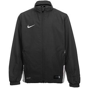 Nike Academy 14 Sideline Trainingsjacke Kinder schwarz / weiß