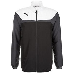 PUMA Esito 3 Leisure Trainingsjacke Herren schwarz / weiß