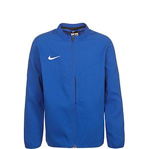 Nike Team Performance Shield Trainingsjacke Kinder blau / weiß