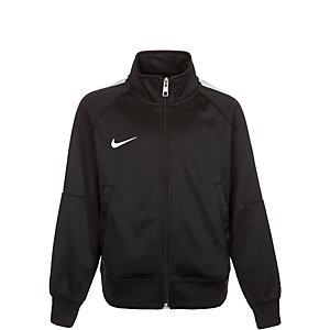 Nike Team Club Trainingsjacke Kinder schwarz / weiß