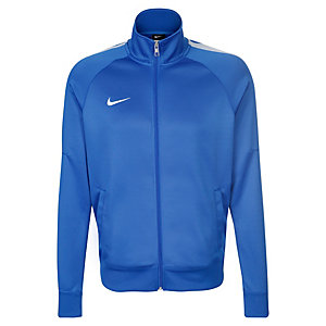 Nike Team Club Trainingsjacke Herren blau / weiß