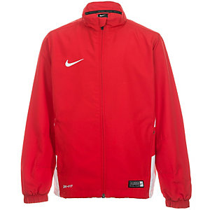 Nike Academy 14 Sideline Trainingsjacke Kinder rot / weiß